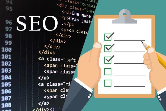 SEO Чек-лист по оптимизации сайта 2020